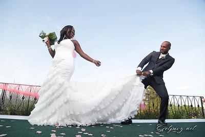 Mr & Mrs Hart  Wedding 7-16-2016