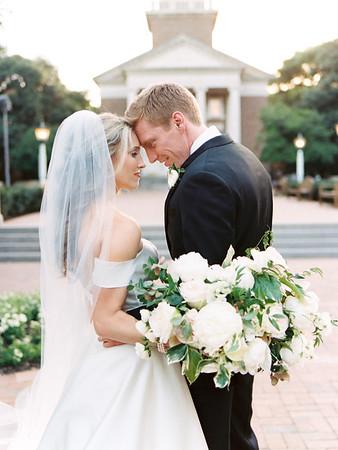Kamryn and Mark Wedding