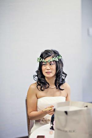 Kaori and Todd Wedding