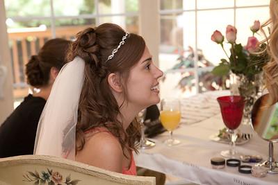 Kara & Chris Wedding Day