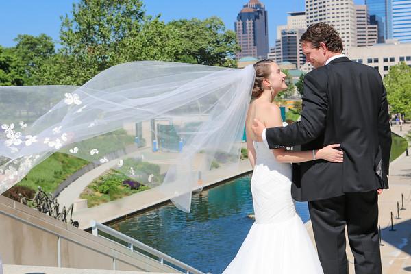 Karen + Bryan = Married!  |  Indianapolis, IN