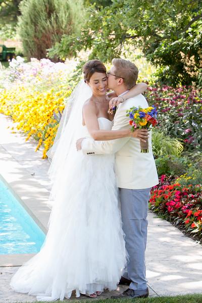 Karen & John's wedding and reception