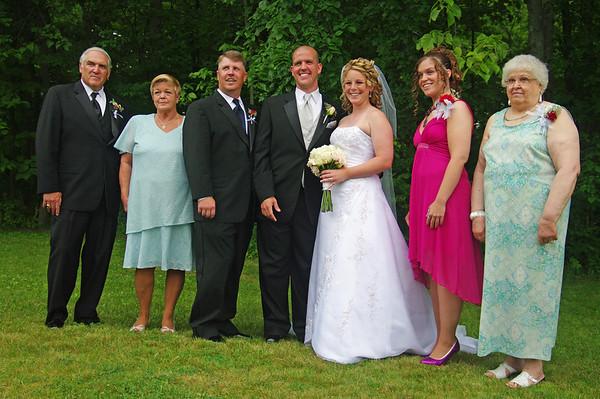 Karen and Michael's Wedding, July 4, 2009