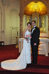 Karen and Sean, Canandaigua, NY. Copyright © 2009 Alex Emes KS18