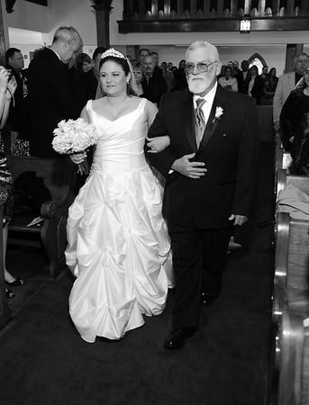 Karen & John ceremony