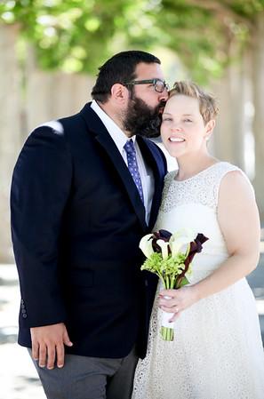 Karen and Jeff's City Hall Wedding
