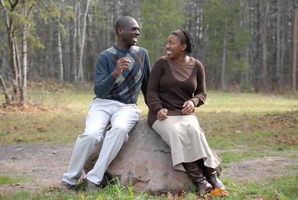 Kari & Jeremy, May 10, 2008