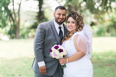 Karina & Oscar Wedding