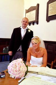 Karina and Chris Wedding