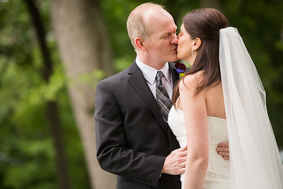 An outdoor destination wedding at Gintaras Resort in Union Pier Michigan.