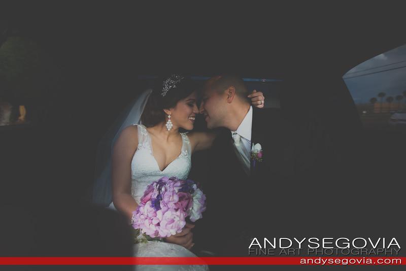 Kassandra + Carlos Wedding