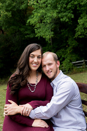 Kassidy & Ben ~ Engagement Session
