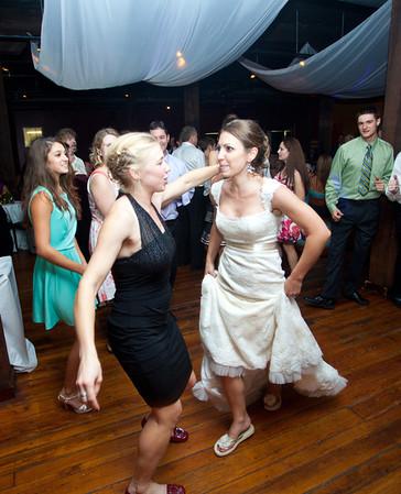 Kate Boudreau and Joe's Wedding