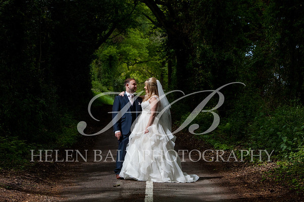 Kate & Craig, St.Michael's Child's Ercall & Jubilee Hall, May 2017