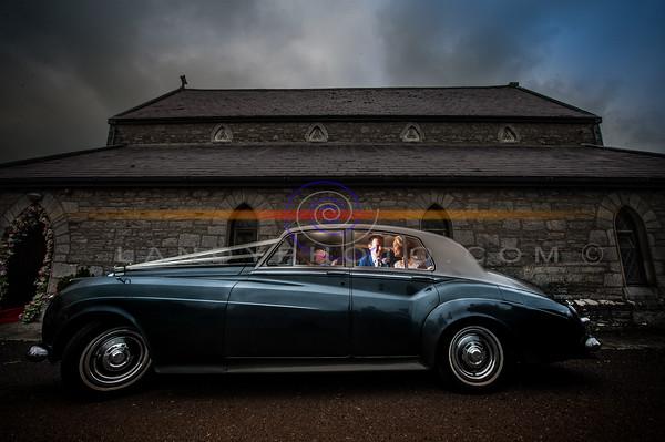 Kate & Gearoid Ballyseedy Castle