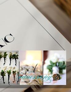 Kate wedding album layout 006 (Side 12)