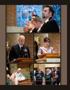 Kate wedding album layout 020 (Side 40)
