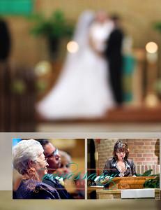 Kate wedding album layout 021 (Side 41)