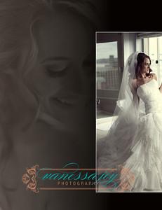 Kate wedding album layout 012 (Side 23)
