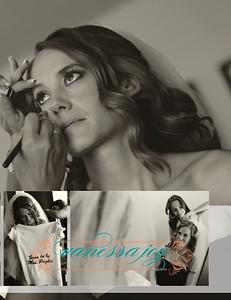 Kate wedding album layout 007 (Side 14)