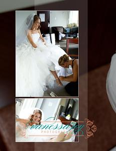 Kate wedding album layout 010 (Side 19)