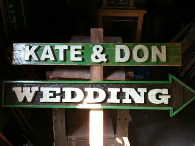 Kate and Don Wedding