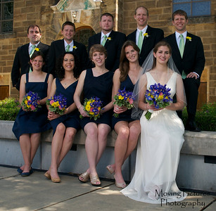 Kate and Michael - May 5, 2012