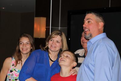 Laina, Jill, Justin, Eddie