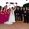 Becca Estrada Photography- Kirshner Wedding - Family, Bridal Party and Couple J-9