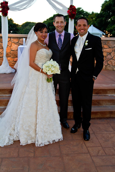 Becca Estrada Photography- Kirshner Wedding - Family, Bridal Party and Couple J