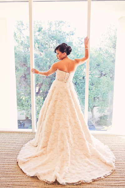 Becca Estrada Photography - Kirshner Wedding - Kat is so beautiful