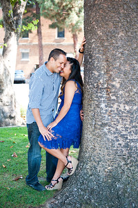 Becca Estrada Photography - Kirshner Engagement - Old Towne Orange-20