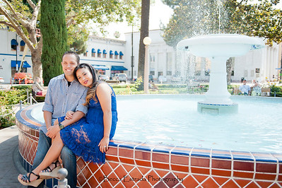 Becca Estrada Photography - Kirshner Engagement - Old Towne Orange-7