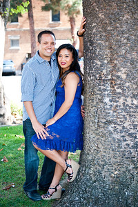 Becca Estrada Photography - Kirshner Engagement - Old Towne Orange-12