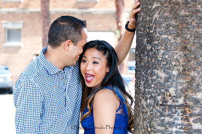 Becca Estrada Photography - Kirshner Engagement - Old Towne Orange-18
