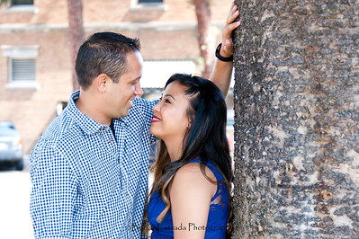 Becca Estrada Photography - Kirshner Engagement - Old Towne Orange-14