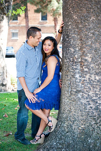 Becca Estrada Photography - Kirshner Engagement - Old Towne Orange-16