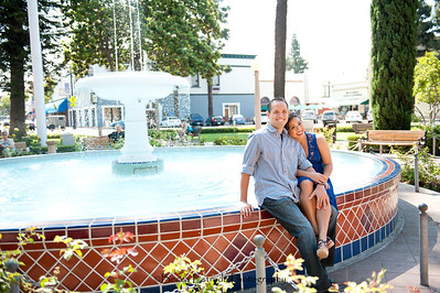 Becca Estrada Photography - Kirshner Engagement - Old Towne Orange-10