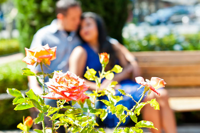 Becca Estrada Photography - Kirshner Engagement - Old Towne Orange-28