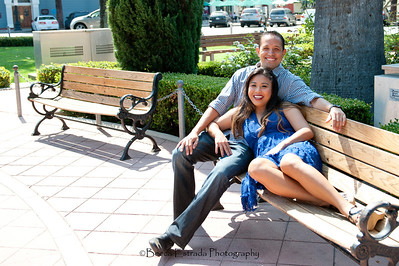 Becca Estrada Photography - Kirshner Engagement - Old Towne Orange-25