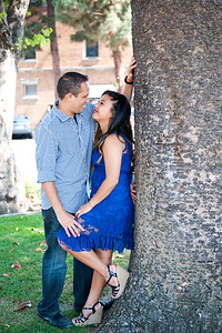 Becca Estrada Photography - Kirshner Engagement - Old Towne Orange-13