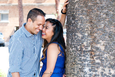 Becca Estrada Photography - Kirshner Engagement - Old Towne Orange-21