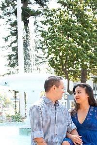 Becca Estrada Photography - Kirshner Engagement - Old Towne Orange-3