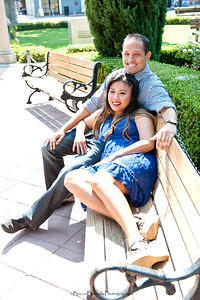 Becca Estrada Photography - Kirshner Engagement - Old Towne Orange-26