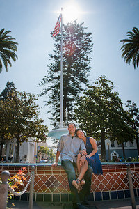 Becca Estrada Photography - Kirshner Engagement - Old Towne Orange-11