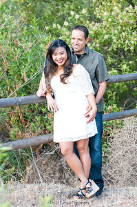 Becca Estrada Photography - Kirshner Engagement - Peter's Canyon-2