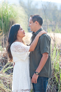 Becca Estrada Photography - Kirshner Engagement - Peter's Canyon-6