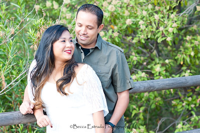 Becca Estrada Photography - Kirshner Engagement - Peter's Canyon-3
