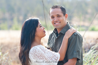 Becca Estrada Photography - Kirshner Engagement - Peter's Canyon-19