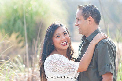 Becca Estrada Photography - Kirshner Engagement - Peter's Canyon-7
